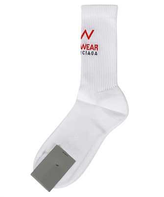 Balenciaga 623650 472B4 GYM TENNIS Socks