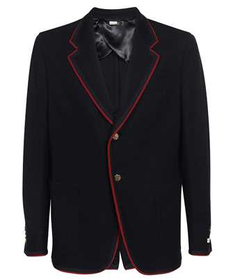 Gucci 645195 ZAC3R WOOL COTTON JERSEY Jacket