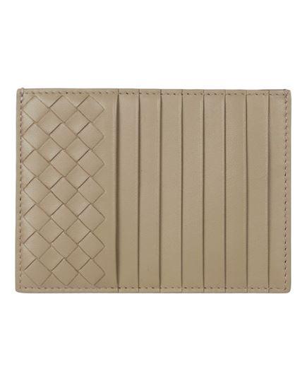 Bottega Veneta 162156 V001N INTRECCIATO Card holder