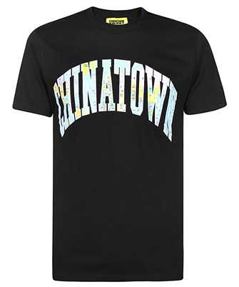 Chinatown Market 1990275 GLOBE ARC 2.0 T-shirt