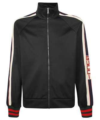 Gucci 474634 X5T39 TECHNICAL Jacket
