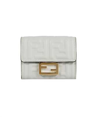 Fendi 8M0416 AAJD FF EMBOSSED Card holder
