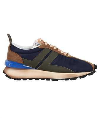 Lanvin FM SKBRUN NYL1 P21 BUMPR Sneakers