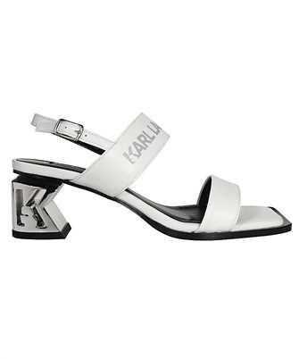 Karl Lagerfeld KL30610 K-BLOK 2-STRAP Sandals