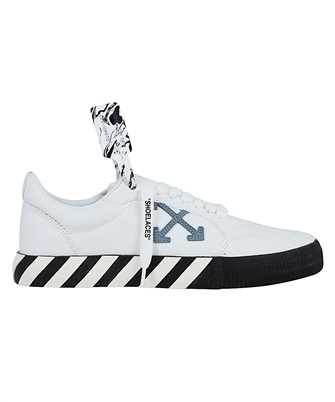 Off-White OMIA085R21FAB002 LOW VULCANIZED Sneakers