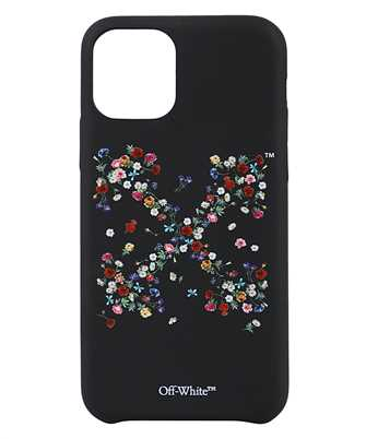 Off-White OWPA012R21PLA001 FLOWERS CARRYOVER iPhone 11 PRO cover