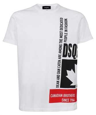 Dsquared2 S71GD1024 S23009 LEAF T-shirt