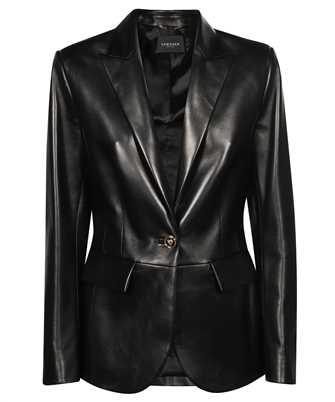 Versace 1001337 1A01007 MEDUSA NAPPA LEATHER Jacket