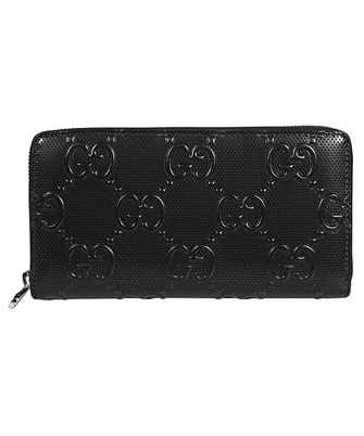 Gucci 625558 1W3AN GG EMBOSSED Wallet