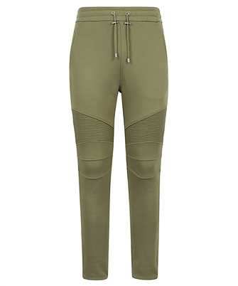 Balmain VH1OB000B071 ECO DESIGN FLOCK Trousers