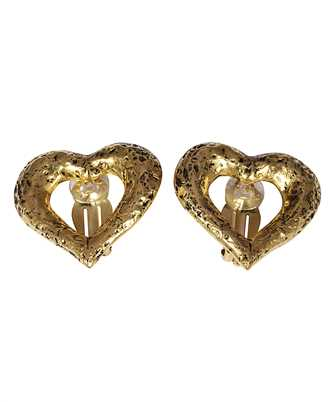 Saint Laurent 635644 Y1500 HEART Earrings