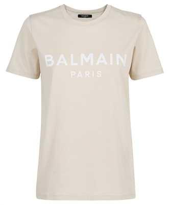 Balmain WF1EF000B091 BALMAIN LOGO PRINT T-shirt