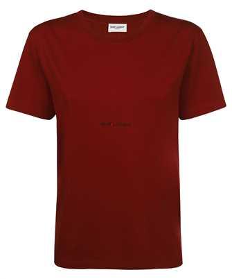Saint Laurent 660774 YBYL2 LOGO T-shirt