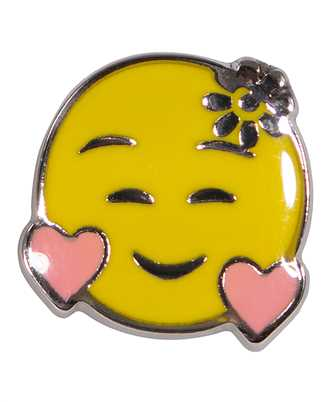 Lanvin AW-SIPZ0N-PINS-A20 SMILE HEART Brooch
