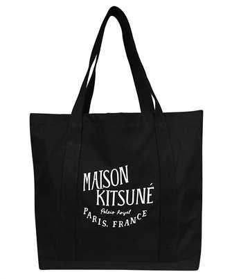 Maison Kitsune GU05125WW0008 PALAIS ROYAL SHOPPING Bag