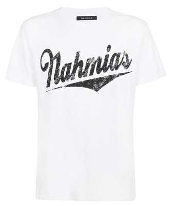 Nahmias MTSHIRT WHITE MILLER T-shirt