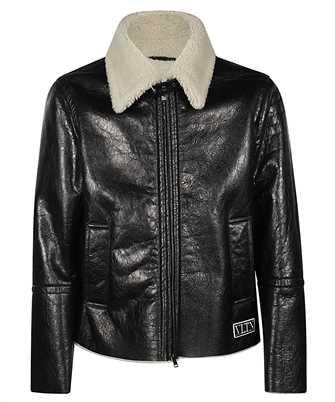 Valentino UV3NA11J6GW TAG SHEARLING Jacket