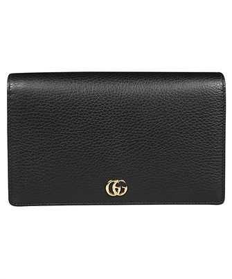 Gucci 497985 CAO0G GG MARMONT MINI CHAIN Bag