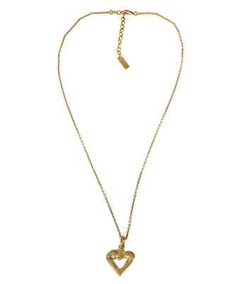 Saint Laurent 619976 Y1500 ARIES HEART Necklace