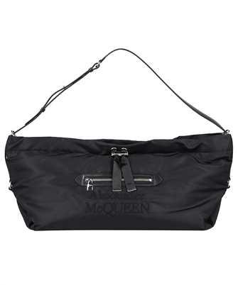 Alexander McQueen 666130 16XAC NYLON DRAWSTRING Bag