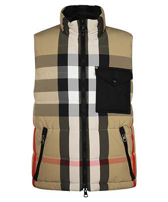 Burberry 8032997 REVERSIBLE RECYCLED NYLON RE:DOWN® Gilet