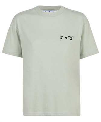 Off-White OWAA089F21JER009 OW LOGO REG T-shirt