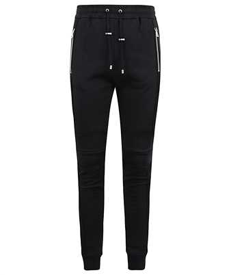 Balmain UH05800Z402 RAW EDGE Trousers