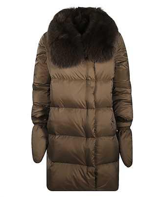Yves Salomon 21WYM01890TEDI REX RABBIT Coat