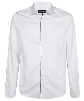 Emporio Armani 6H1CP5 1NXRZ STRETCH COTTON Shirt