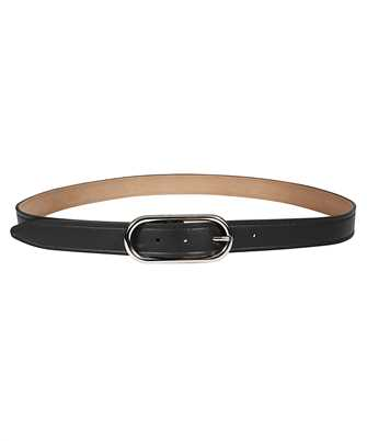 Acne FNWNACCS000067 LOGO-BUCKLE Belt