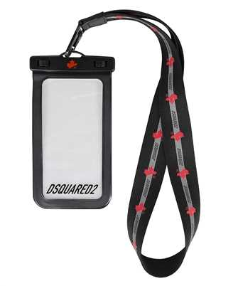 Dsquared2 ITM0112 35802736 LEAF TAPE WATERPROOF PVC iPhone cover