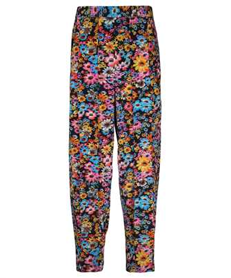 Stella McCartney 603685 SSA25 CHRISTINE SILK Trousers