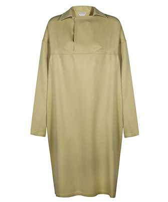 Bottega Veneta 646589 VKKA0 STONE WASHED SILK Dress
