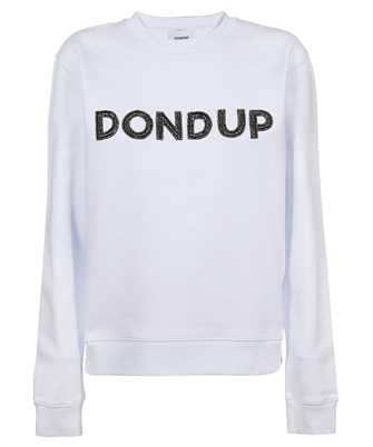 Don Dup F221 KF0196 BI4 COTTON CREW NECK Sweatshirt
