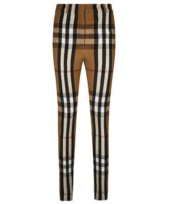 Burberry 4566766 CHECK STRETCH JERSEY Trousers