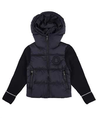 Moncler 9B508.10 A9627## TRICOT Girl's cardigan