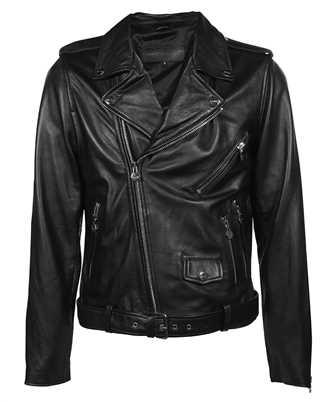 Balr. Leather Biker Jacket Jacket