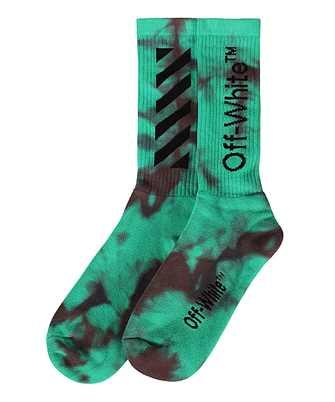 Off-White OMRA001S20120022 TYE DYE Socks
