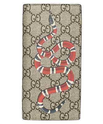 Gucci 459456 K521N KINGSNAKE GG Wallet