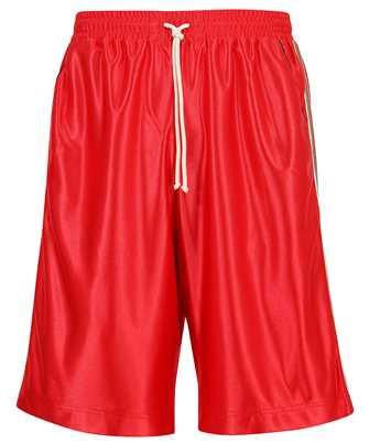 Gucci 659460 XJDI9 SHINY JERSEY WEB Shorts