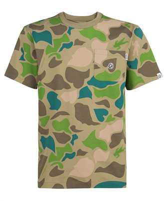 Billionaire Boys Club B21146 ALL OVER PRINT CAMO T-shirt