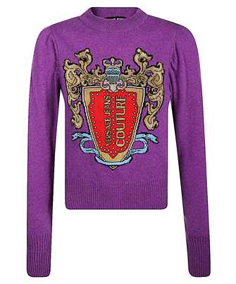 Versace Jeans Couture B4HZB802 50478 CHAIN SHIERLD Knit