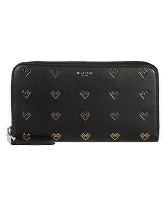 Givenchy BB6027B0P9 EMBLEM Wallet