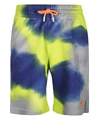 Marcelo Burlon CMCI010S20FLE001 COUNTY 300 TIE&DYE Shorts