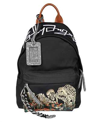 Palm Angels PMNB008F20FAB004 DESERT SKULL Backpack