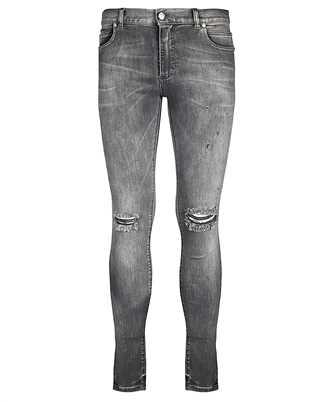 Balmain RH15618D050 ULTRA SKINNY VINTAGE Jeans