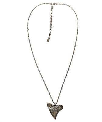 Saint Laurent 556055 Y1500 SHARK´S TOOTH Necklace