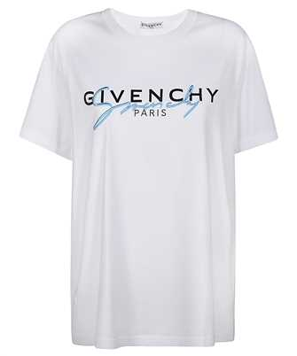 Givenchy BW707Z3Z3Q EMBROIDERED T-shirt