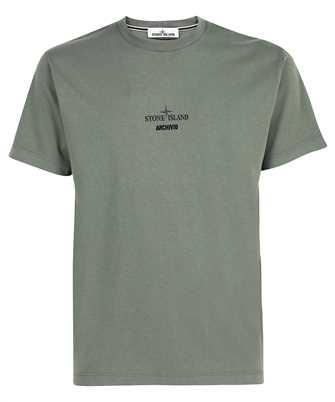 Stone Island 2NS91 ARCHIVIO PROJECT T-shirt