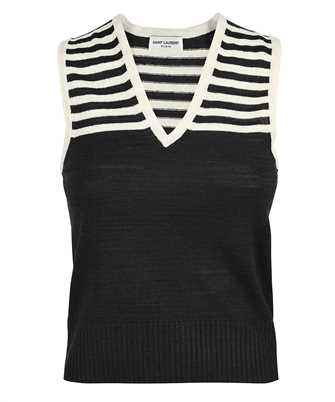 Saint Laurent 646346 YAXR2 KNIT Top